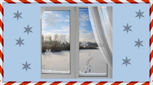 Gyerekeknek - Hópihe az ablakban