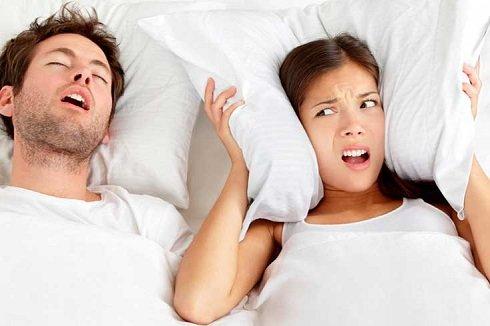 Alvás horkolás nélkül