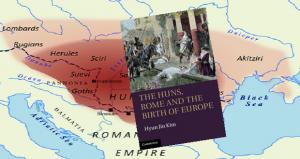 A hunok, Róma és Európa keletkezése