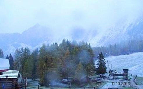 Korai tél Ausztriában - Fotó: Wetter.tv