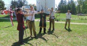 Őseink harceszközei és hagyományőrzés Iharoson