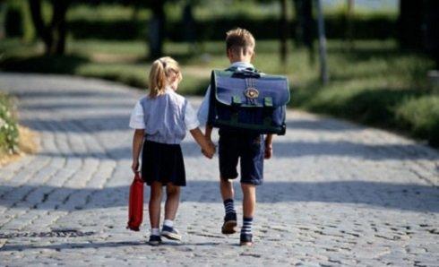 Adománygyűjtés hátrányos helyzetű gyerekek iskolakezdéséért