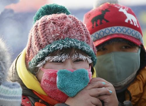 Hideg van - Fotó: Reuters