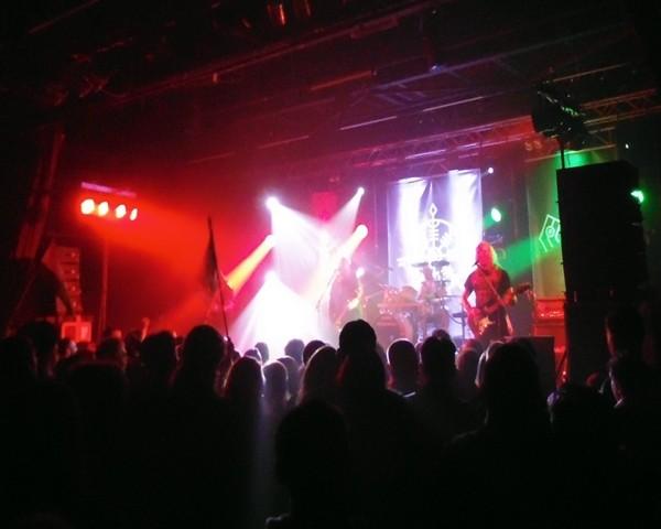 Kárpátia koncert Zalaegerszegen 2016. február 13-án - fotó: Magyar Nő Magazin
