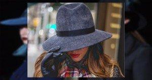 A kalap örök divat