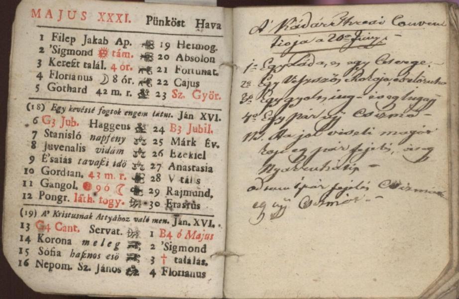 kalendarium 1