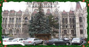 Zágrábi karácsonyfa a Téli Fesztiválon
