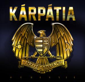 A Kárpátia zenekar legújabb lemeze - Patrióta