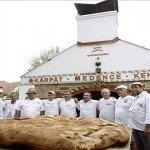 Kisült, megszentelték – Kárpát-medence kenyere Szolnokon