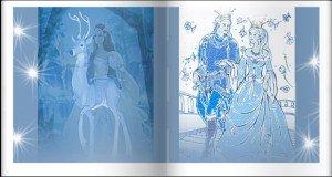 A kék szarvas – perzsa mese 4. rész