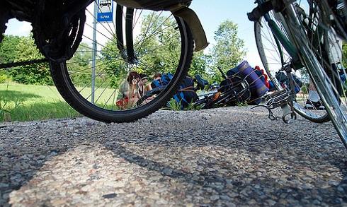 Felvidék – V. Agócs Béla Kerékpártúra – Hőseink nyomában Erdőháton, Morva-gyepűn