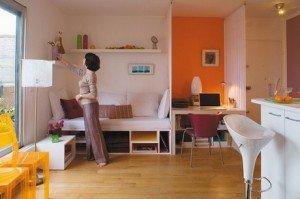 Kihúzható kanapé kis lakásokba + galéria