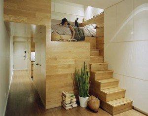 Kis lakás nagy luxus