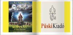 Könyvajánló – Cey-Bert Róbert Gyula: Koppány – A Fény harcosa