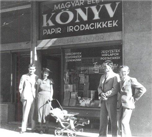 Magyar Élet könyvesbolt