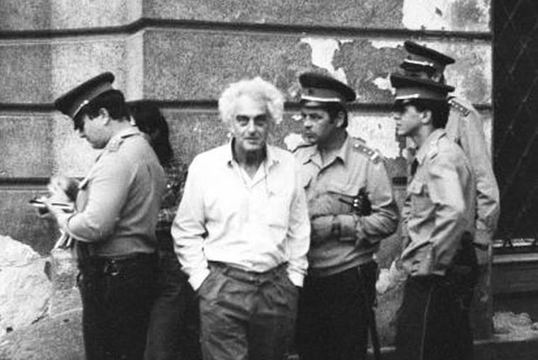 FORRADALMÁR – ROMANTIKUS REMETE ? Krassó György 25 évvel ezelőtt halt meg.