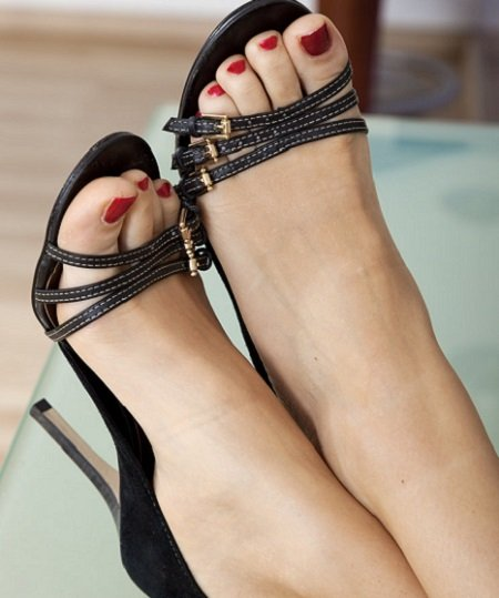 beautiful feet photo любовь № 34183