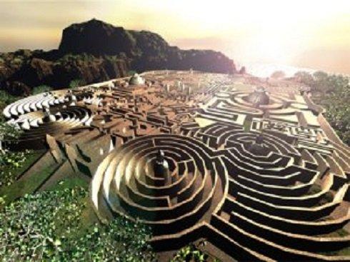Labirintus, a lelkek útvesztője