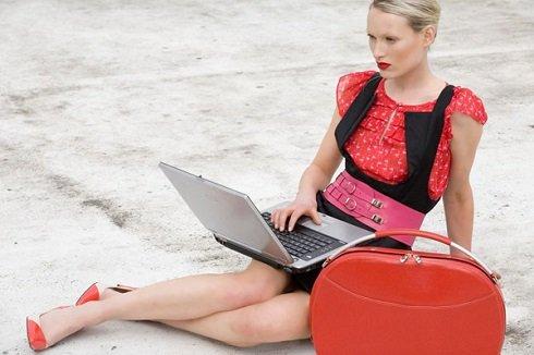 Komoly technika nőies táskában