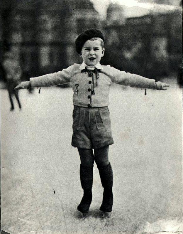 Gyermekkor.