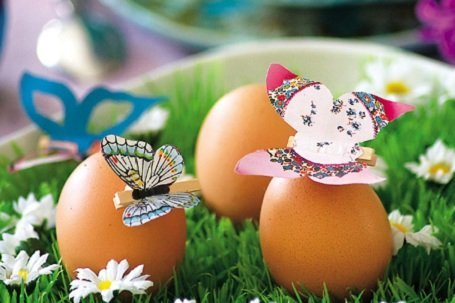 Gyerekeknek szünidőre – Varázsoljunk pillangót!