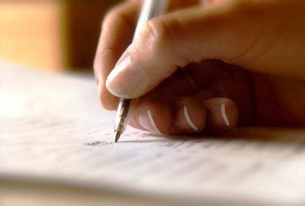 levél-írás