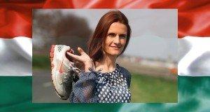 Magyar nő a világ harmadik legjobb ultrafutója