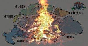Augusztus 20.- Magyar szolidaritás tüze