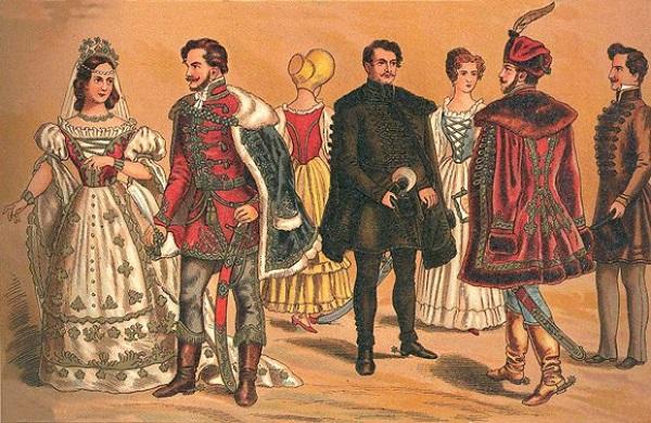 Az 1800-as években a hazájuk sorsáért aggódó emberek büszke nacionalisták voltak. Nem sokat beszéltek, de sokat tettek a nemzetért.