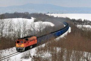 Vasúti közlekedés a Dél-Dunántúlon