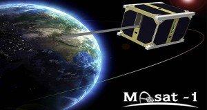 A Magyar Nemzeti Múzeumba került Magyarország első kisműholdjának a makettje