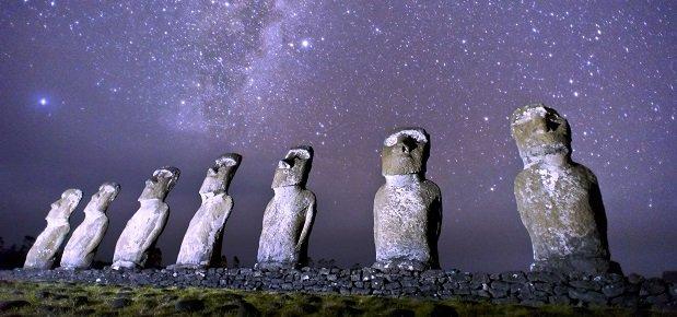 Szabadesés: Miért is tűnt el a Húsvét-sziget sajátos kultúrája ?