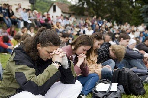Ma tartják a nagymarosi ifjúsági találkozót