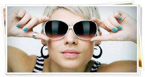 A napszemüveg nem csak öltöztet