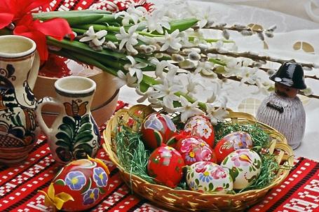 Húsvét közeledte – Népszokások