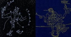 Két eltitkolt beavató csillagkép: az Orion és a Kígyótartó