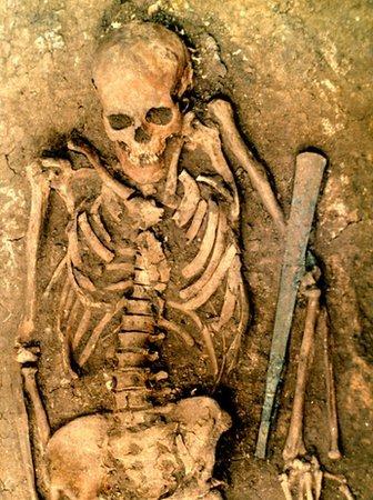 Mintegy 4500 évvel ezelőtt nomád népek vándoroltak Európa sík vidékére - Fotó: BBC News