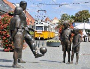 Városjárás nosztalgiavillamosokkal Budapesten