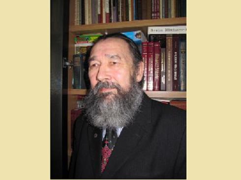 Nyikolaj Ivanovics Jegorov nyelvész és filológus