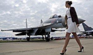 Oroszország:  Indul a női katonai pilóták képzése