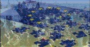 Omladozik az európai ház