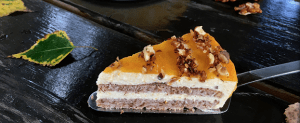 Őszi ízharmónia – Magyarország Cukormentes Tortája 2016-os győztes édessége