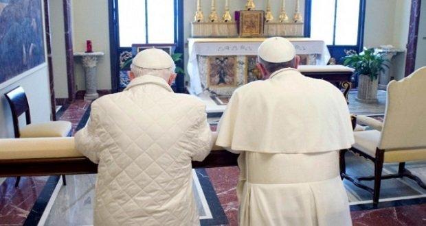 """XVI. Benedek: """"a világot feszültséggócok és ellentétek uralják"""" – Az újév első napja a béke világnapja"""