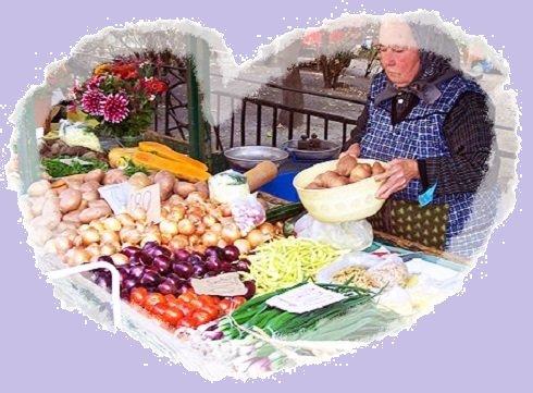 Igazi magyar sikk: ha szombat, akkor irány a piac