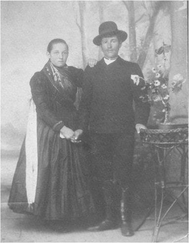 Püski Gábor és Egeresi Zsófia