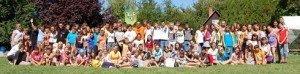 Közel 400 Kárpát-medencei középiskolás vesz részt Sátoraljaújhelyen a Rákóczi Szövetség táborában (július 14-20.)