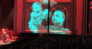 Roger Waters, a Pink Floyd korábbi vezetője Oroszországban koncertezik
