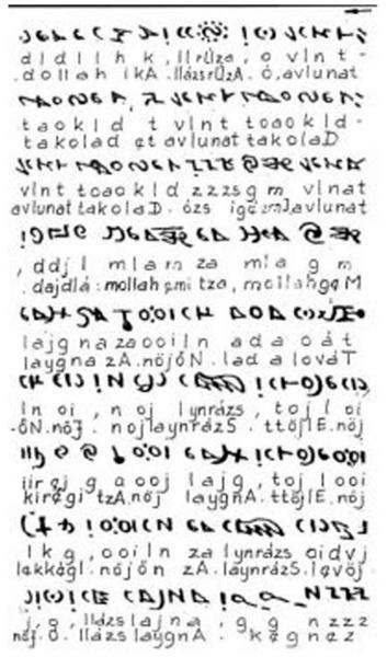 Nyíri Attila fordítása - Fotó: Ancient Origins