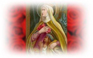 Szent Erzsébet és a rózsák