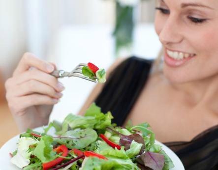 A színes étkezés jótékony hatása